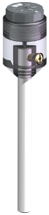 Hydrogen reference electrode Hydroflex